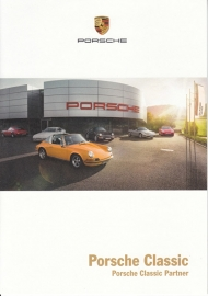 Classic Partners brochure, 6 pages, 2015, English
