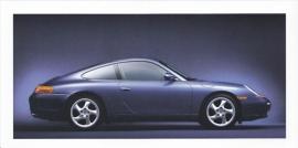 911 (996),  foldcard, 1998, WVK 197 900