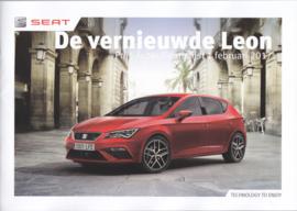 Leon pricelist brochure, 32 pages, 02/2017, Dutch language