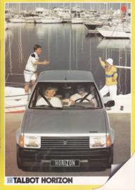 Horizon, 24 pages, Dutch language, 1983