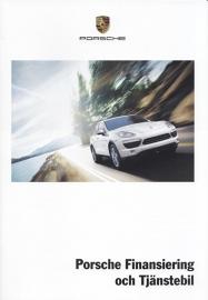 Finance brochure, 20 pages, 01/2011, Swedish language