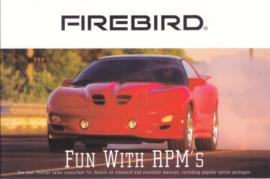 Firebird, 1998, continental size, USA