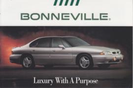 Bonneville, 1997, continental size, USA