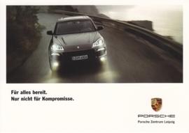 Cayenne, A6 size postcard, Citycards, PC Leipzig, about 2007