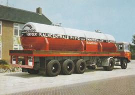 * DROS 12-24 tanktruck, DIN A6-size postcard, Dutch issue