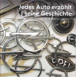 Classic brochure, 24 pages, 2008, German language