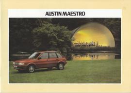 Maestro, 24 pages, A4-size, about 1983, Dutch language, # EO145, Belgium
