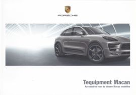 Macan Tequipment  brochure, 52 pages, 03/2014, Dutch