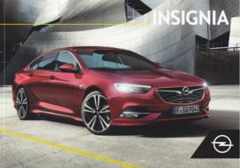 Insignia brochure, 40 pages, 07/2018, Dutch language