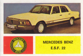 Mercedes-Benz ESF 22, 4 languages, # 119