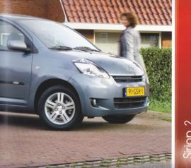 Sirion 2 brochure, 20 pages, 12/2008, Dutch language
