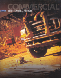 Commercial Vehicles, 38 pages, English language, 2000