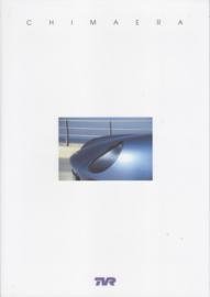 Chimaera 450/500 brochure, 6 pages, English language, about 1999 *
