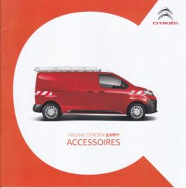 Jumpy accessories brochure, 28 pages, 07/2016, Dutch language