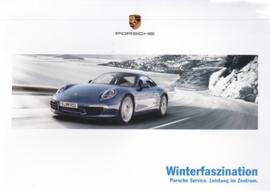 Winter Fascination brochure, 32 pages, 08/2011, German language