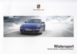 Tequipment Winter brochure, 32 pages, 09/2010, German language