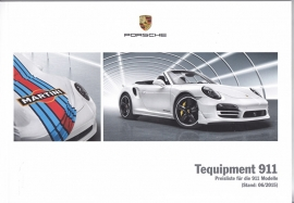 911 Tequipment pricelist, 108 pages, 07/2015, WSL7 1601 0001 11, German