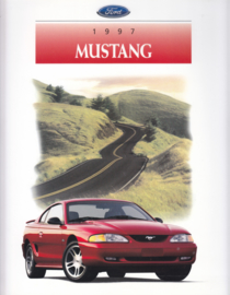 Mustang, 12 pages, English language, 9/1996, # 260