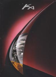 Ka brochure, 28 large pages, 09/1996, Dutch language