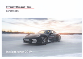 Ice Experience brochure , 4 pages, 06/2018, Dutch (Belgium)