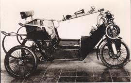 Cyclonette 1914, Car museum Driebergen, date invisible, # 26