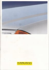 Corporate Info brochure, 24 pages, 02/1993, English language