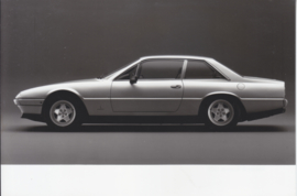 412 Coupé 4 posti, press photo, Pininfarina, Italy, 1985 (Geneva Salon), # 1034