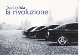 Program history postcard, A6-size, Citrus Promotion, Italian language, # 0688