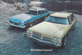Cruisers (Vista Cruiser and Custom Cruiser), postcard, USA, 1973