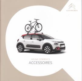 C3 accessories brochure, 32 pages, 2017, Dutch language