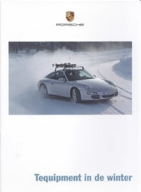 Tequipment Winter brochure, 12 pages, 07/2006, Dutch language