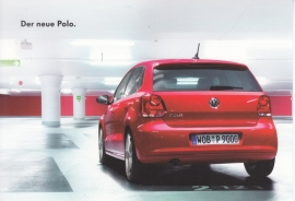 Polo postcard,  A6-size, German language, about 2010