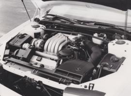 Cadillac Allanté V8 engine (USA, 1987)