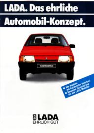 Program brochure, 12 pages, 01/1987, German language