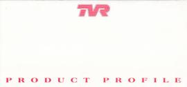 Program Product Profile, 8 pages, English language, 10/1990 *