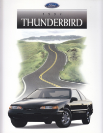Thunderbird,  12 pages, English language, 9/1996, # 262