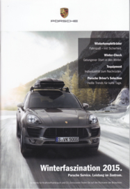 Winter Fascination brochure, 32 pages, 09/2015, German language