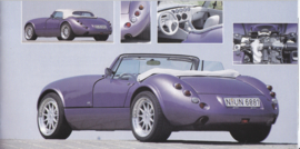 Wiesmann Product range brochure, 24 small pages, 09/1993, German languages