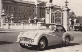 Triumph TR III, Spanjersberg, date 758, # 44