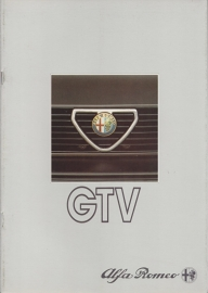 GTV 2.0 & 6/2.5 brochure, 24 pages, 01/1983, # 146, German