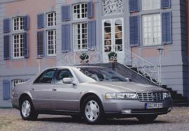 Cadillac Seville SLS (Europe, 1999)