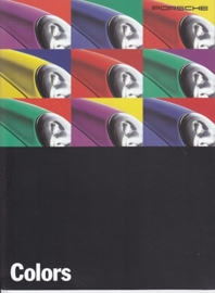 Colours brochure USA, 12 pages, 08/94, English