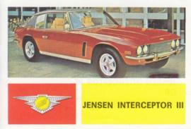 Jensen Interceptor III, 4 languages, # 95