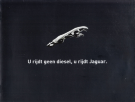 Diesel model brochure, 14 pages, 2004, Dutch language