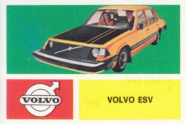 Volvo ESV, 4 languages, # 207