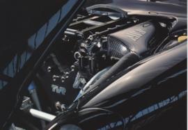 Cerbera 4.2 V8 engine AJP, UK picture card, Issue 4, Number 8