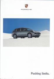Program brochure 2003, 20 pages, MKT 001 00004 03, USA, English