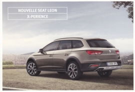 Leon X-Perience, 4-fold larger card folder, Paris 2014