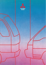 Commercials brochure, 12 pages, 01/1990, Dutch language