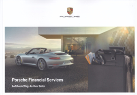 Financial Services brochure, 32 pages, 09/2017, German